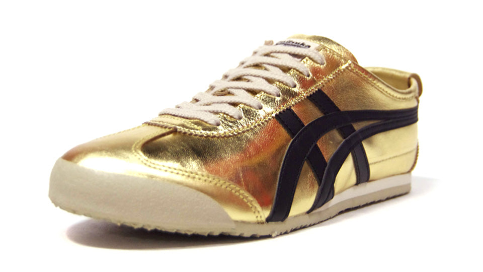 Onitsuka Tiger MEXICO 66 GOLD/BLACK 1