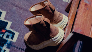 UGG M CA805 CLASSIC WEATHER CHE 10