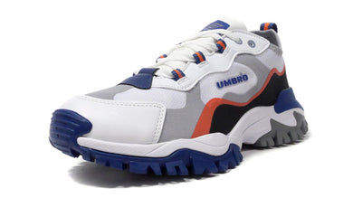 umbro BUMPY HIGH-TECH WHT/NVY/ORG/L.GRY/C.GRY 1