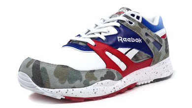 A BATHING APE® x mita sneakers Reebok VENTILATOR AFFILIATES WHT/BLU/RED/CAMO