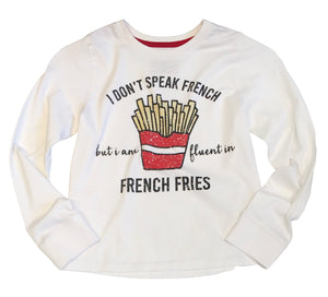 FRENCH FRIES LONG SLEEVE