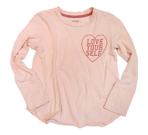 LOVE YOUR SELF LONG SLEEVE