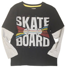 Load image into Gallery viewer, SKATE BOARD LONG SLEEVE