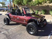 New 1100cc - Rebel West R4 1100 4x4 - 4 Door Dune Buggy UTV