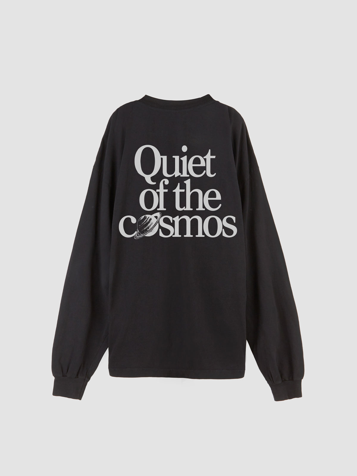 Quiet of The Cosmos — Limited Edition Black