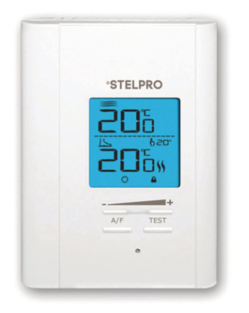 Thermostat électronique non progammable 120-240V stcnpw5