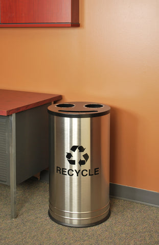 indoor metal recycling can