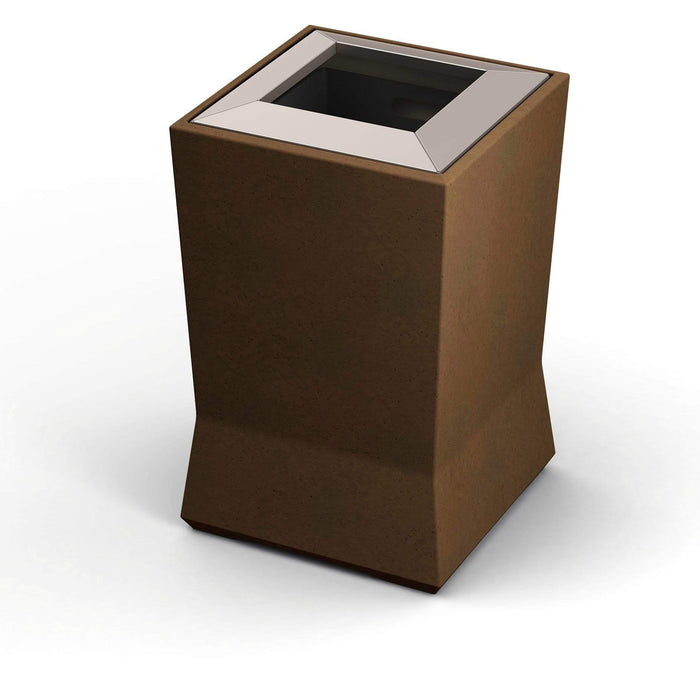 Commercial Zone ModTec 20 Gallon Plastic Medium Waste Container - 724565 - Trash Cans Depot