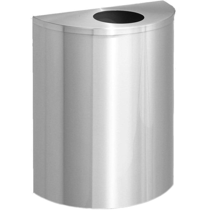 Glaro Profile Round Opening 29 Gallon Trash Can - 2492SA-SA - Trash Cans Depot
