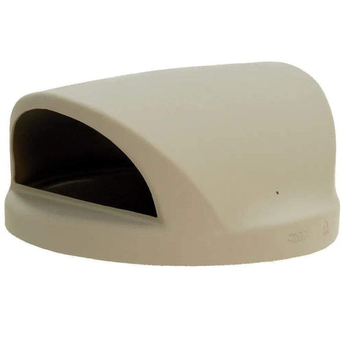 Wausau Tile 2 Way Dome Top 53 Gallon Concrete Trash Receptacle Lid - TF1465 - Trash Cans Depot