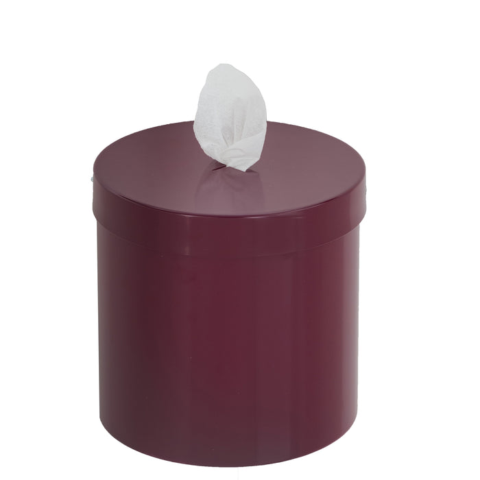 Glaro Aluminum Wall Mounted Disinfecting Wipe Dispenser - W1015-BY-AW1 - Trash Cans Depot
