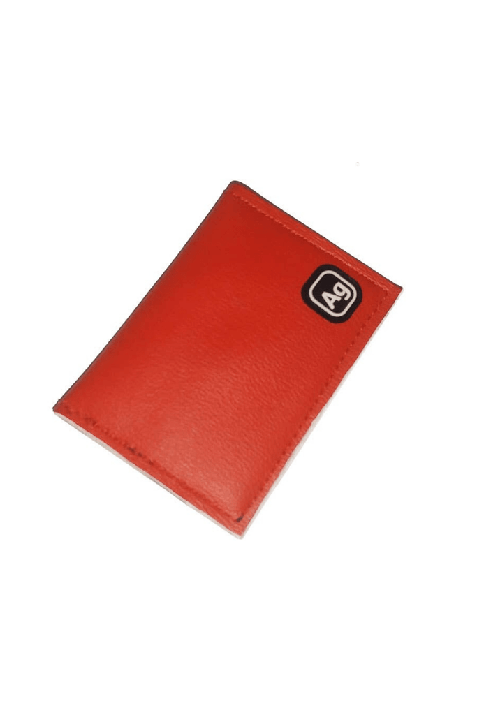 Alchemy Goods Men's Wallets Belltown Wallet • Red