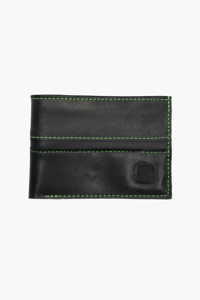 Alchemy Goods Men's Wallets Green Franklin Wallet