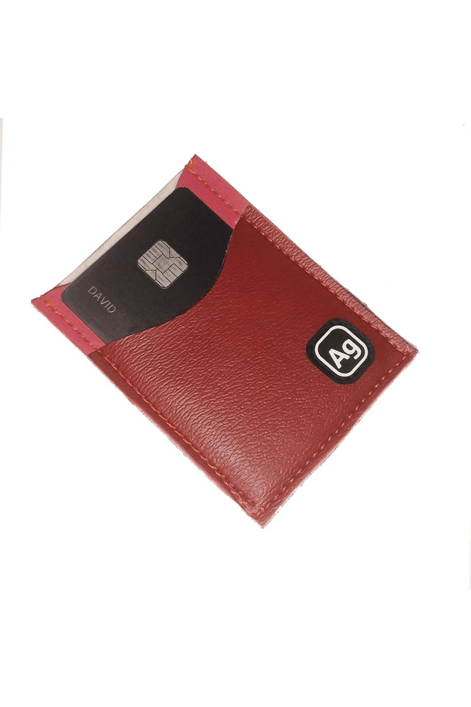 Alchemy Goods Men's Wallets Night Out Ultra Slim Wallet • Red