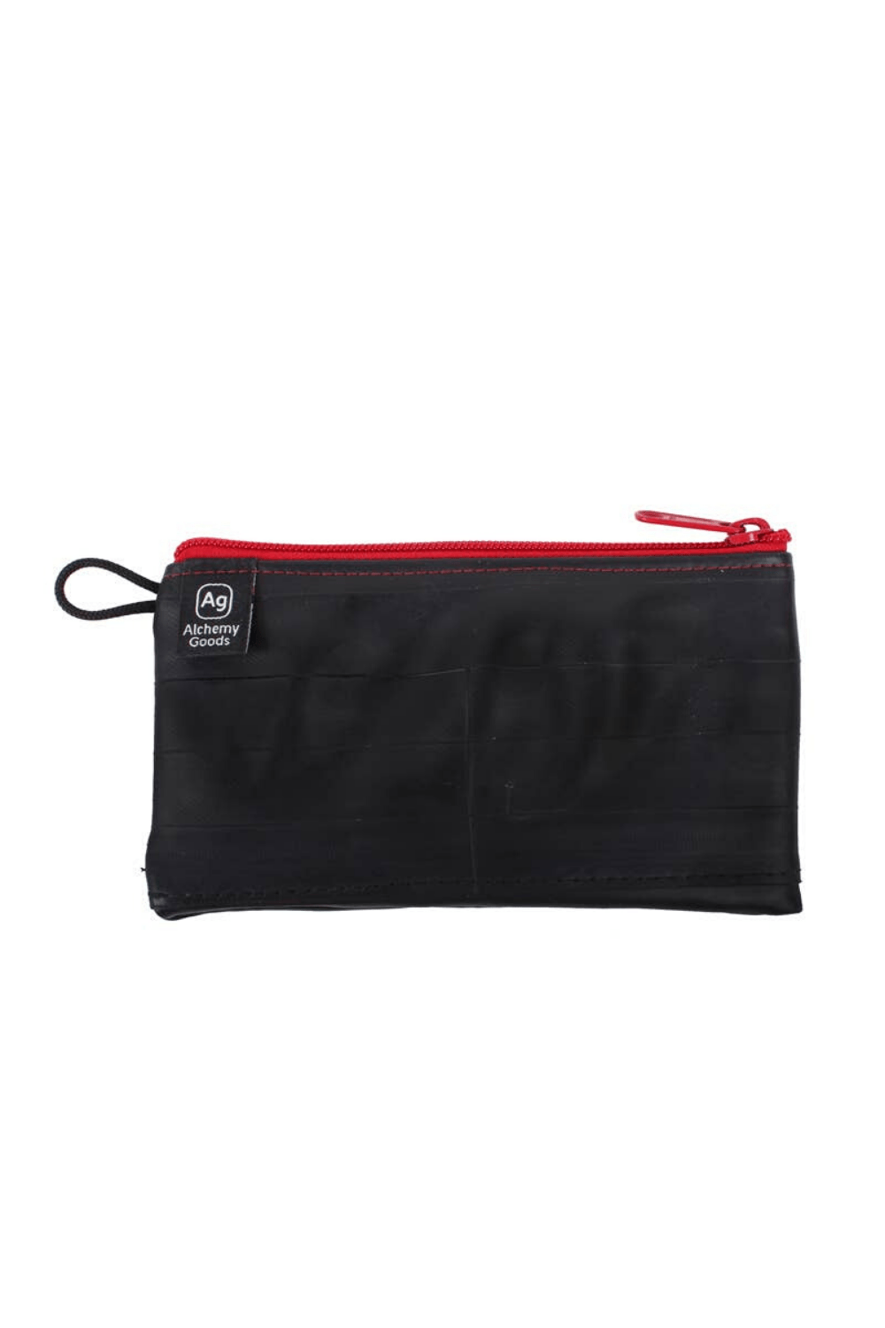 Alchemy Goods Men's Travel Kits Red Zipper Pouch • Medium