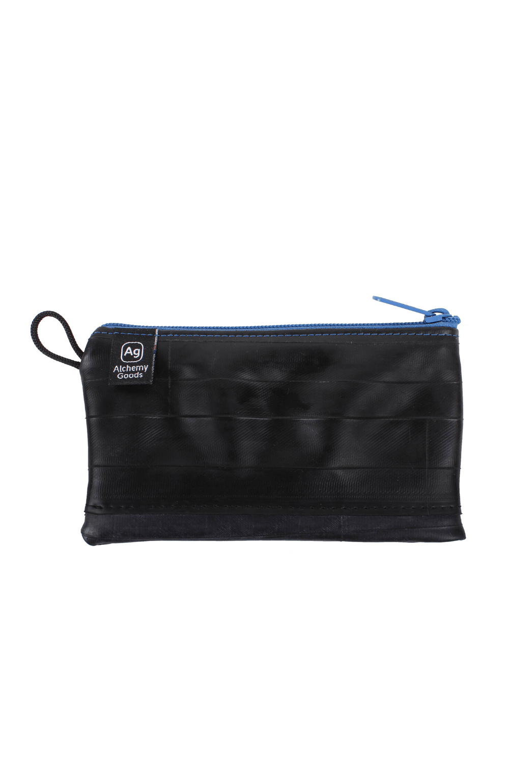 Alchemy Goods Men's Travel Kits Electric Blue Zipper Pouch • Medium