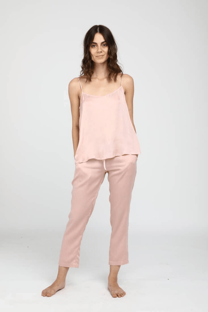 Neu Nomads Women's Tops and Tees Lotus Camisole • Rose Pink