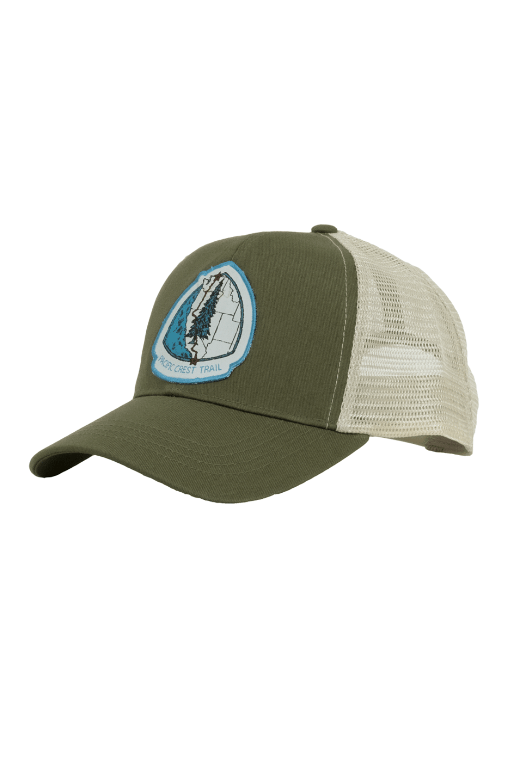 Seek Dry Goods Men's Hats Pacific Crest Trail Hiker Cap • Jungle