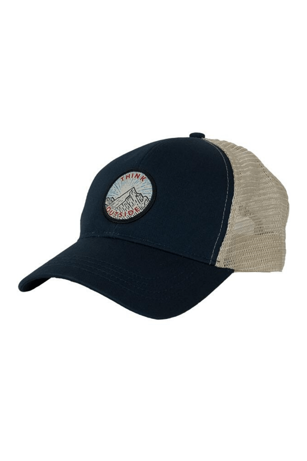 Seek Dry Goods Men's Hats Think Outside Cap • Pacific