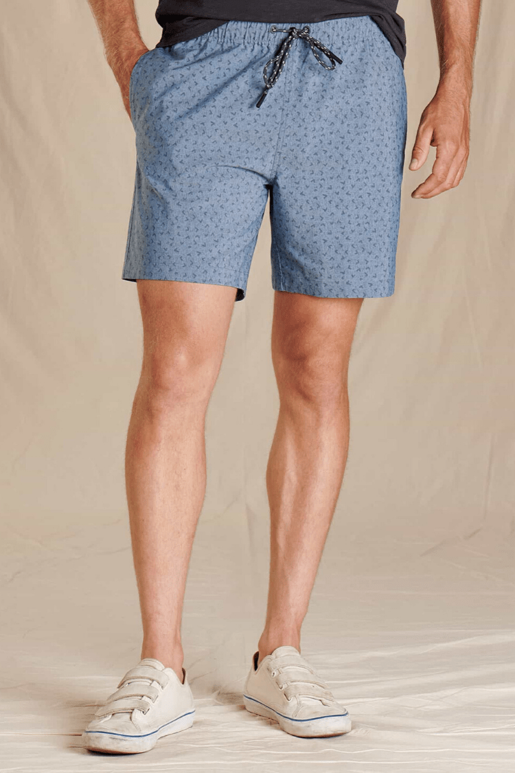 Toad & Co. Men's Shorts Boundless Pull-On Shorts • High Tide