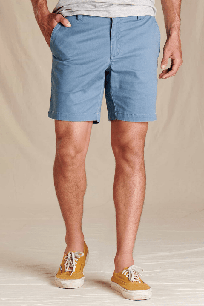 Toad & Co. Men's Shorts Mission Ridge Shorts • High Tide