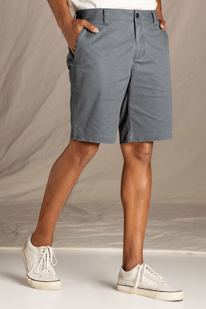Toad & Co. Men's Shorts Mission Ridge Shorts • Iron Throne