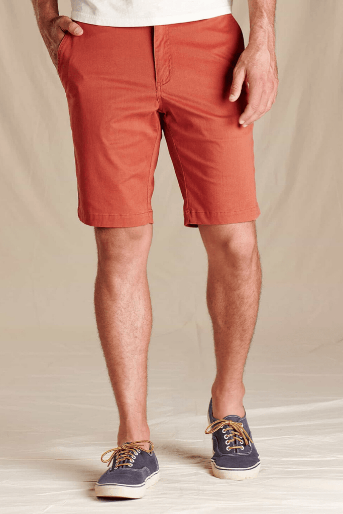Toad & Co. Men's Shorts Mission Ridge Shorts • Picante