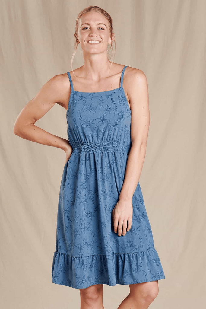 Toad & Co. Women's Dresses Sunkissed Bella Dress • High Tide
