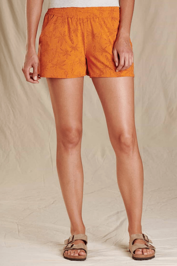 Toad & Co. Women's Shorts Sunkissed Pull-On Shorts • Poppy Airy