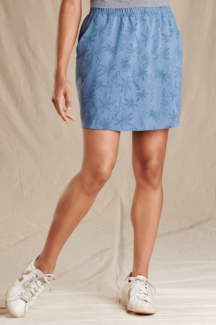 Toad & Co. Women's Skorts Sunkissed Weekend Skort • High Tide