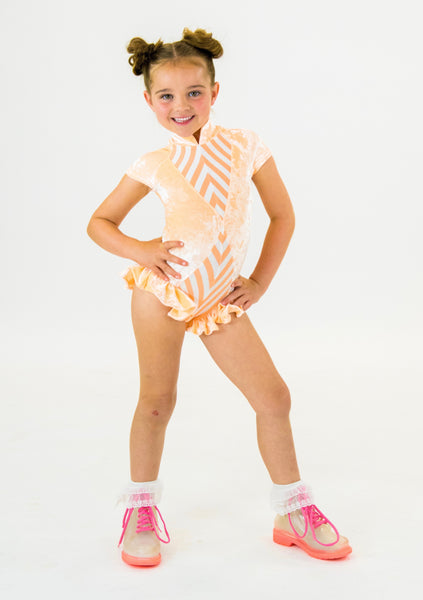 Little Marmalade - Kids Ruffle Leotard