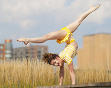 Load image into Gallery viewer, Yellow Circus Bum - Two piece Set