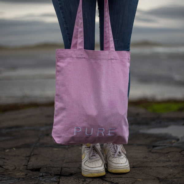 The Pure Tote Bag - PURE CLOTHING