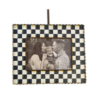 Celebrate Every Day Checked Photo Frame