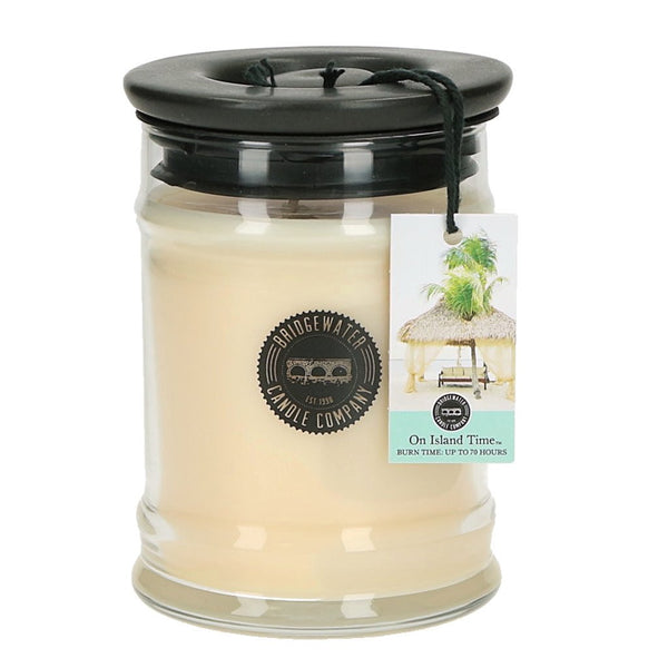 On Island Time Candle - Small