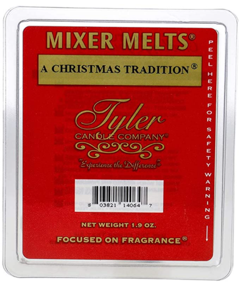 Tyler Mixer Melts - A Christmas Tradition