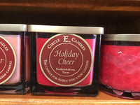 Holiday Cheer Scented Jar Candle- 22oz
