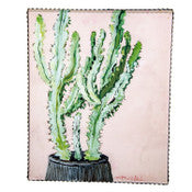 Potted Cactus Print