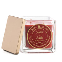 Sugar and Suede Scented Jar Candle- 22oz