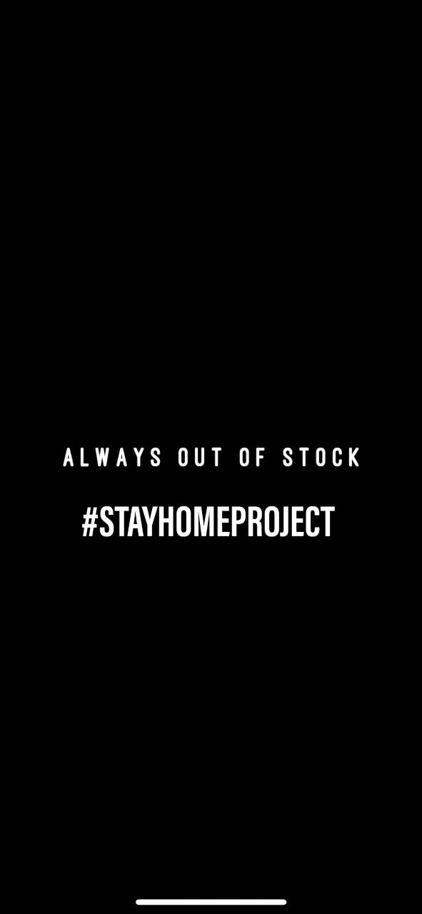 STAYHOMEPROJECT! COCA COLA BY ALWAYS OUT OF STOCK RESTOCK!!!!