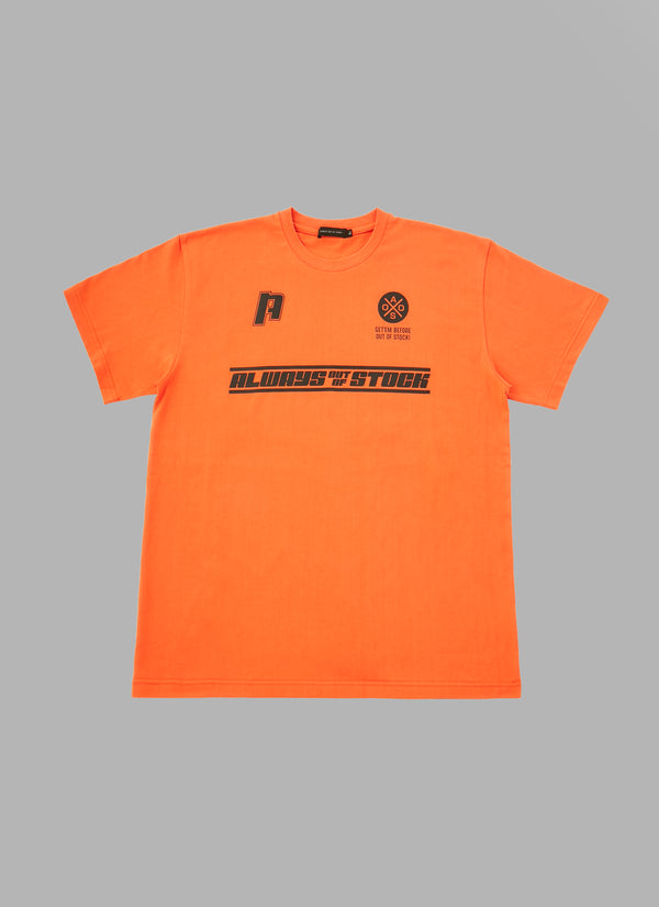 GAME SHIRTS TEE-ORANGE