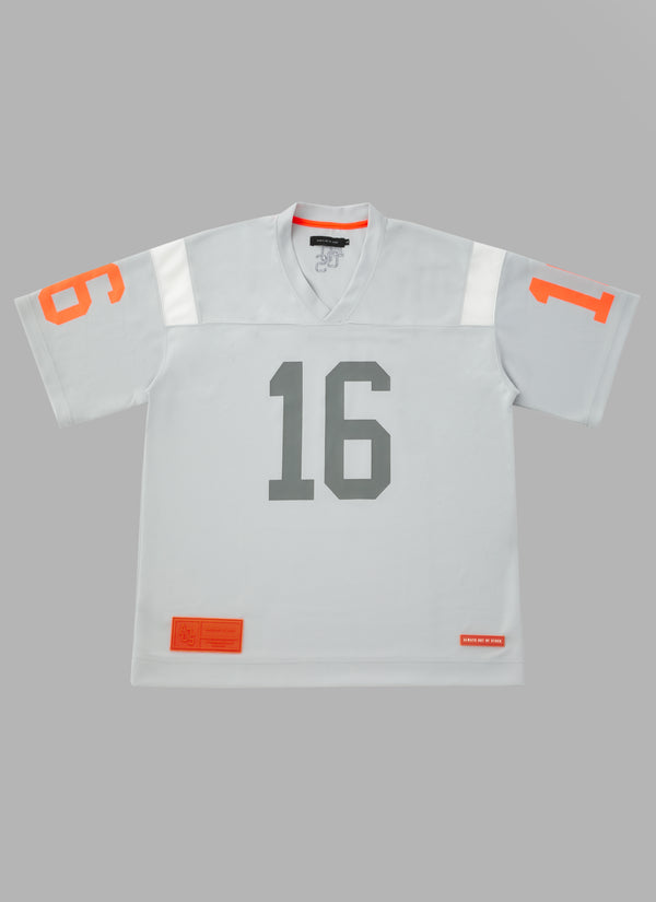 AMERICAN FOOTBALL SHIRT-GRAY