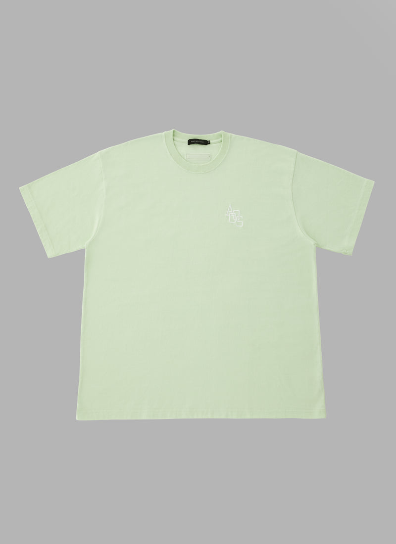 CHAIN LOGO OVERSIZED T-MINT