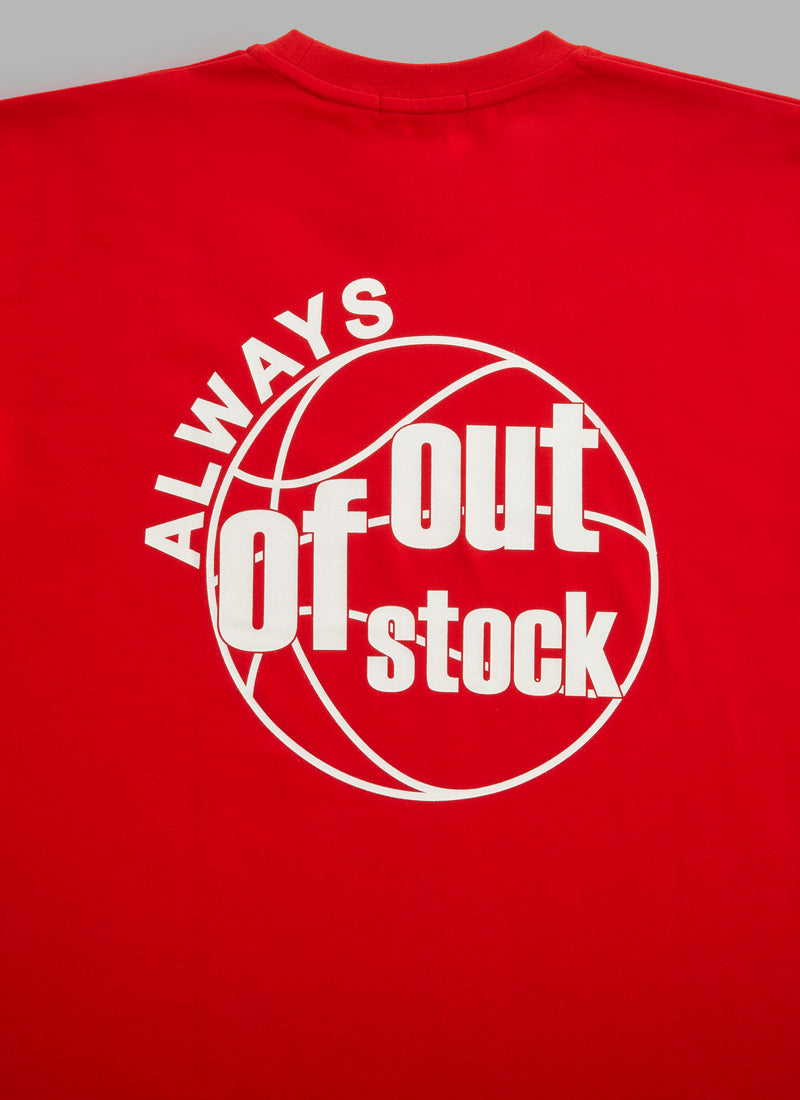 SHOOT OUT T-RED