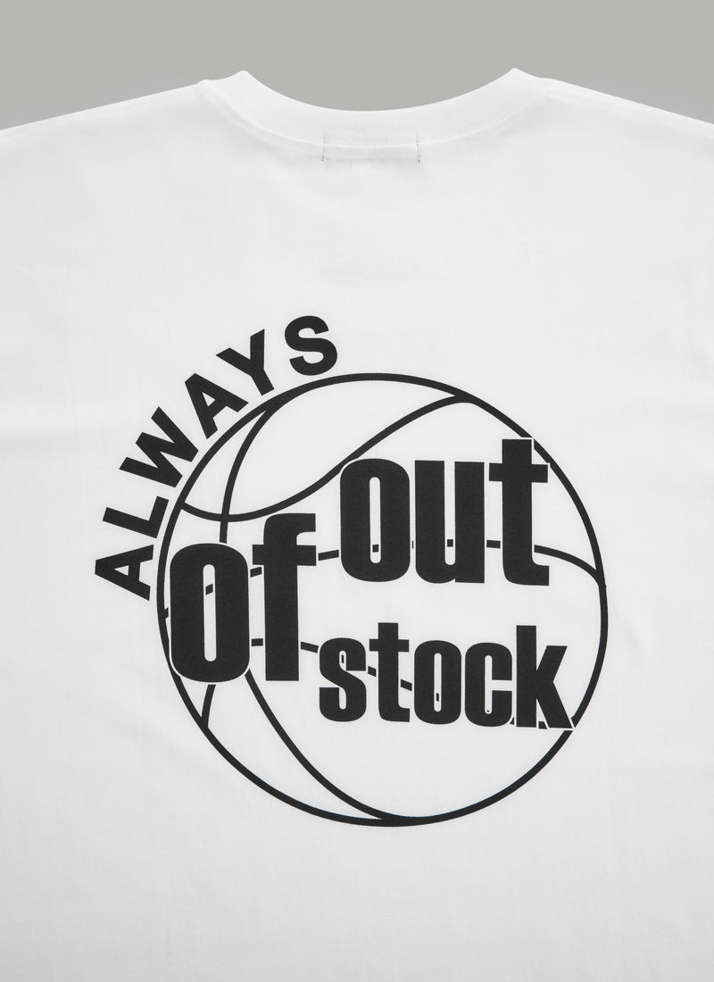 SHOOT OUT T-WHITE