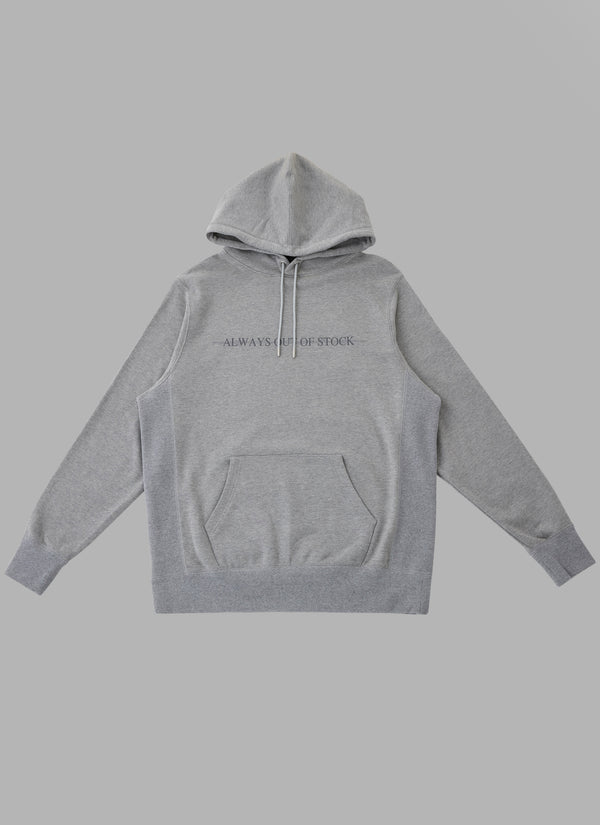BARBED WIRE PULLOVER-GRAY