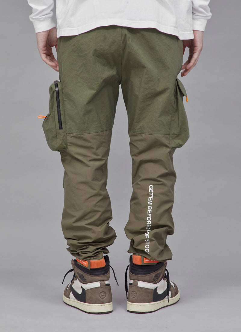 COMBINATION FATIGUE PANTS-OLIVE
