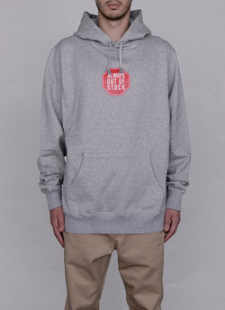 DON'T FxxK WITH ME PULLOVER-GREY