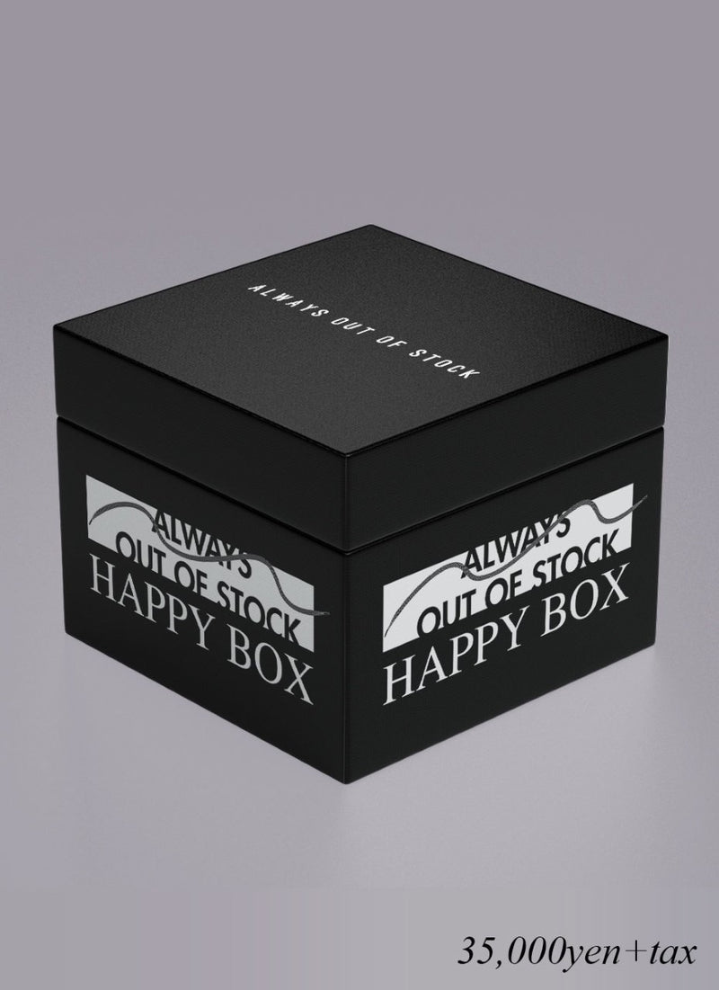 HAPPY BOX TYPE-C 35000yen