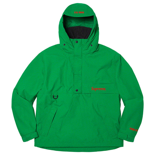【Supreme】GORE-TEX ANORAK GREEN